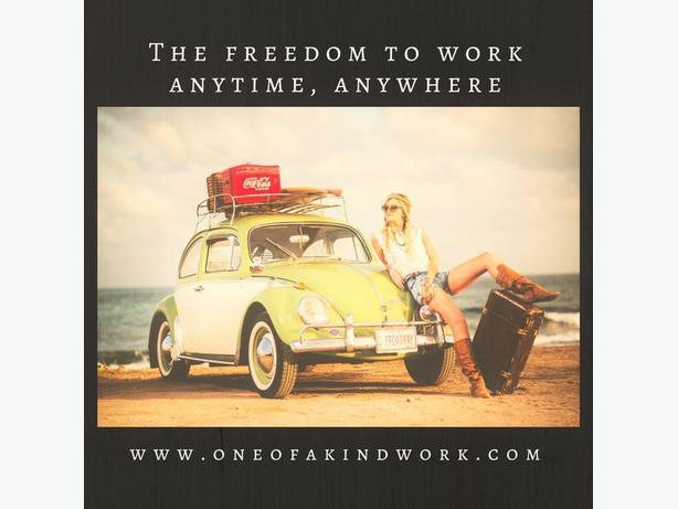 Work from Home from Anywhere