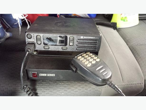 Motorola cm200 two way radio