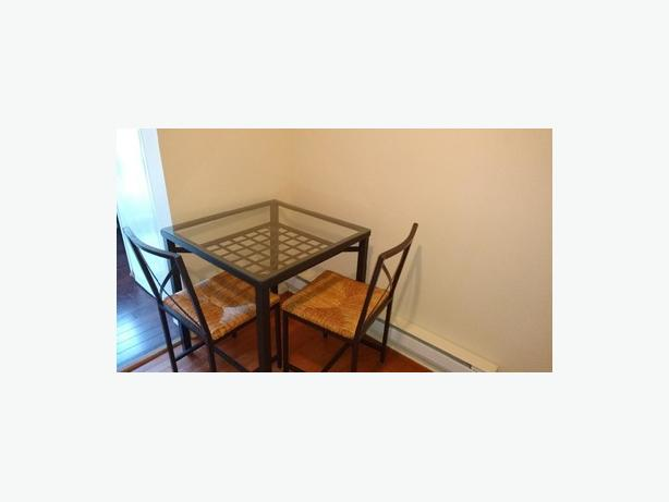 Fully furnished Small Sutio Patio Suite for 1 person