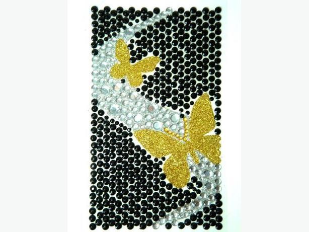 Bling Jewelry Rhinestone Sticker - Butterflies