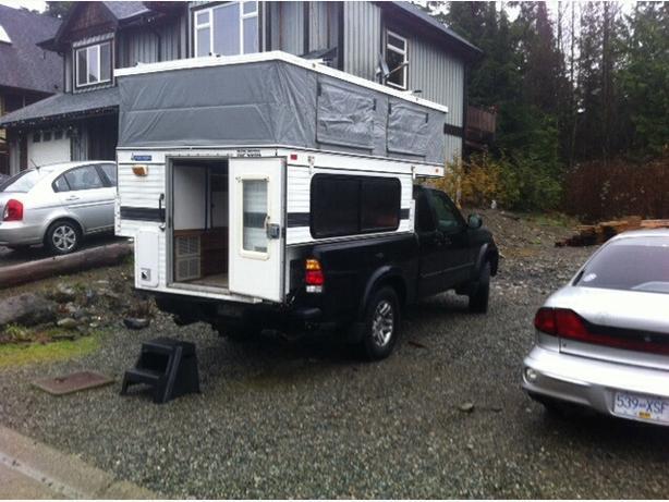 2002 Four Wheel Ranger Camper
