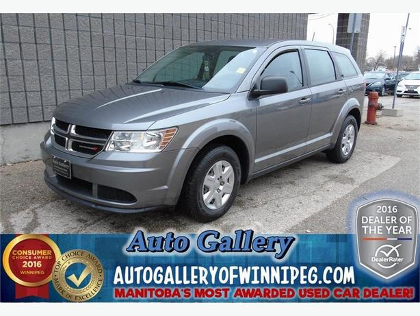 2012 Dodge Journey CVP *Low kms!