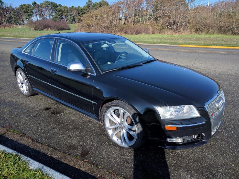 2008 Audi S8 V10 Quattro Victoria City Victoria