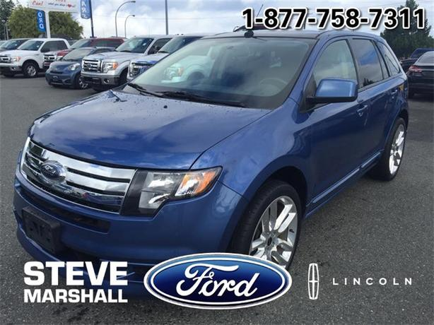 2010 Ford Edge Sport - Sport! Low Km!