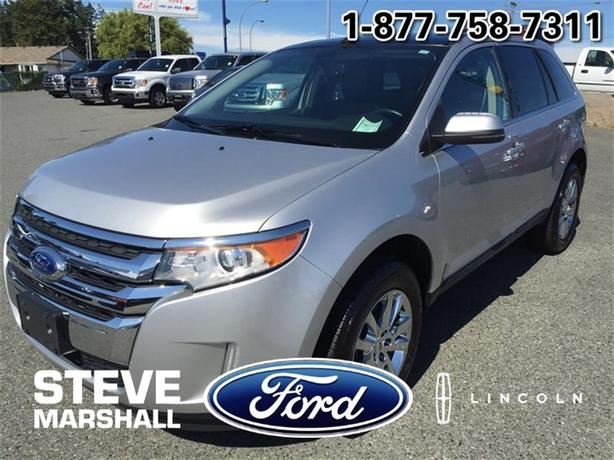 2013 Ford Edge Limited - Well Kept!