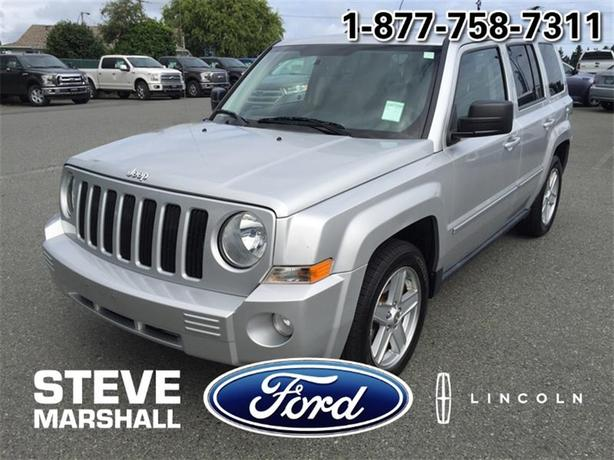 2010 Jeep Patriot Limited - Low KMS!