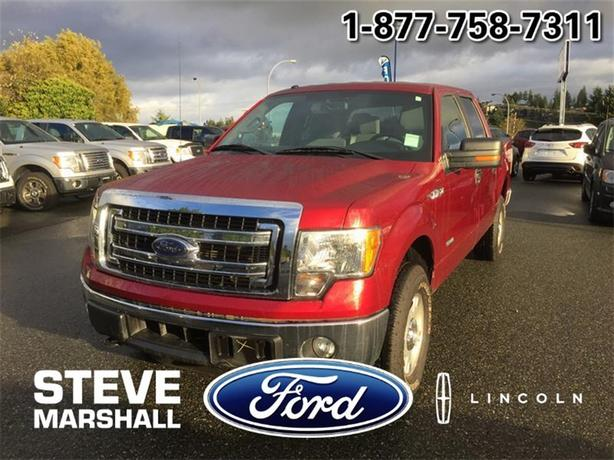 2014 Ford F-150 XLT - 6 Seater