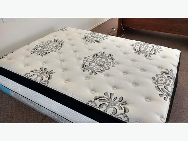High End Canadian Made Mattresses at Factory Direct Prices!!! Victoria City, Victoria