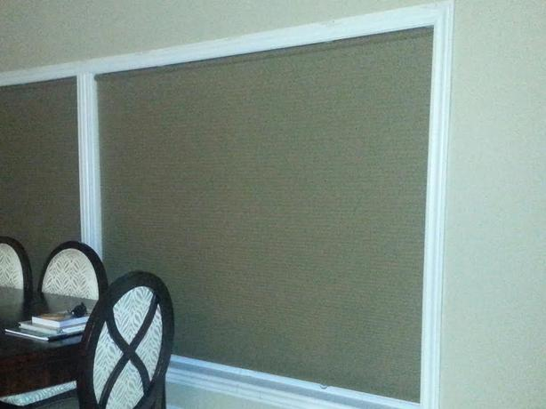Custom Made Cellular Blinds
