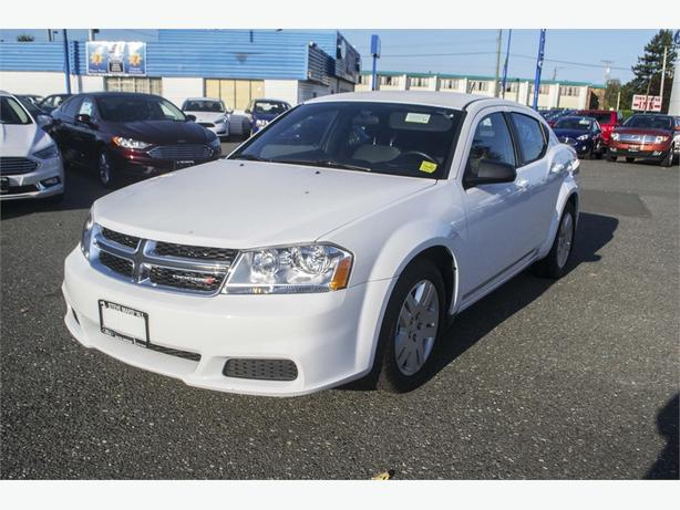 2013 Dodge Avenger Base LOW KMS