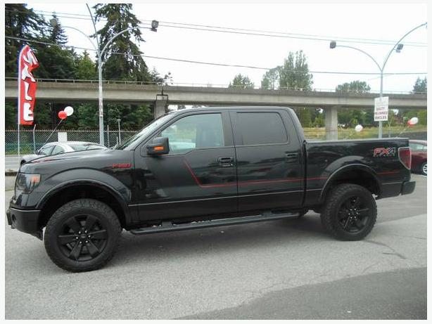 2014 Ford F-150 FX4-ECOBOOST