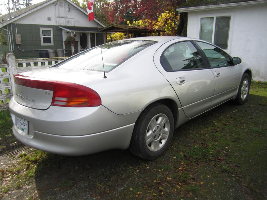 2004 dodge intrepid in excellent condition 2 7 v6. Black Bedroom Furniture Sets. Home Design Ideas