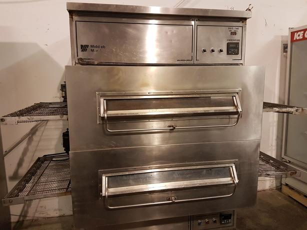 Middleby Marshall Oven and ACME Dough Sheeter