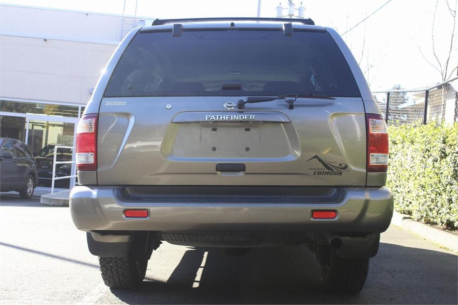 Campbell Nelson Nissan >> 2004 Nissan Pathfinder Chinook Edition Victoria City, Victoria