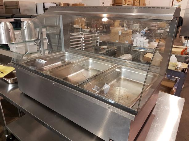 Steam Tables-Cafeteria Counter