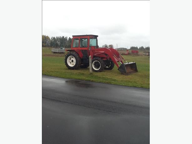 70 hp Zetor tractor