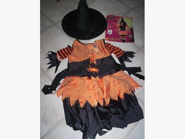 Costumes of a Witch