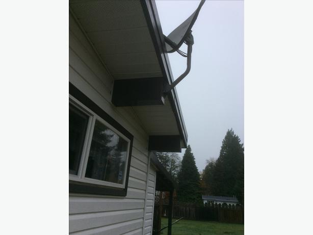 SHAW direct satellite equipment