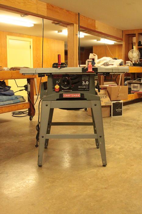 10 inch craftsman table saw nanoose bay nanaimo for 10 inch craftsman table saw