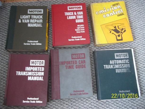 mitchell auto repair manuals free