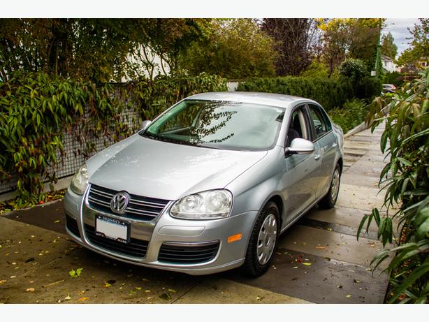 VW Jetta 19.L TDI 2006 - Mk5 with extra set of rims with winters