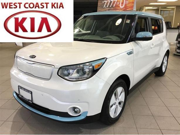 2016 Kia Soul EV EV Hatchback