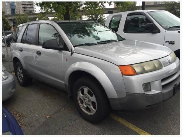 2003 SATURN VUE 4X4 SUV-$1000-$1000-$1000-4CYL.AUTOMATIC