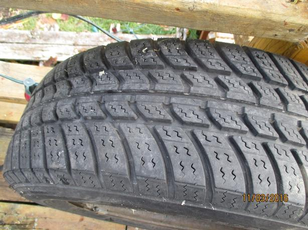 4 matching tires for sale 185/70/14