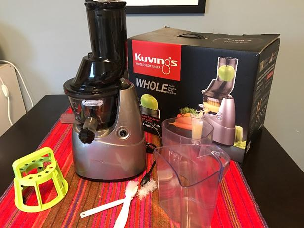Kuvings Whole Slow Juicer Saanich, victoria