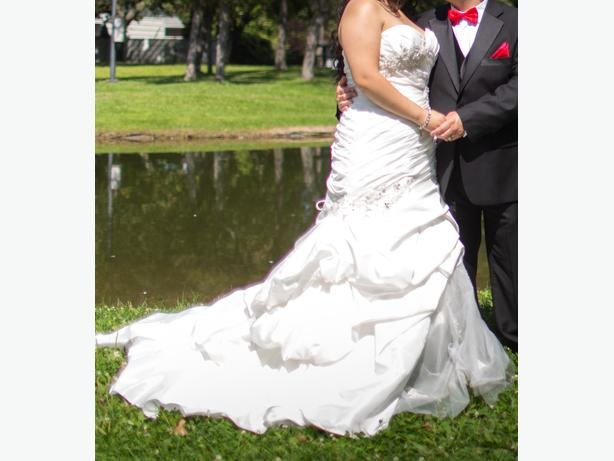 Wedding Dress Alterations Halifax : Log in needed ? sweetheart style wedding dress