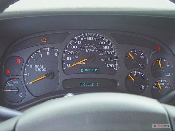 GM Instrument Cluster (REPAIR)