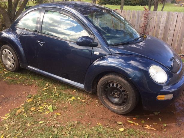 2001VW Beetle