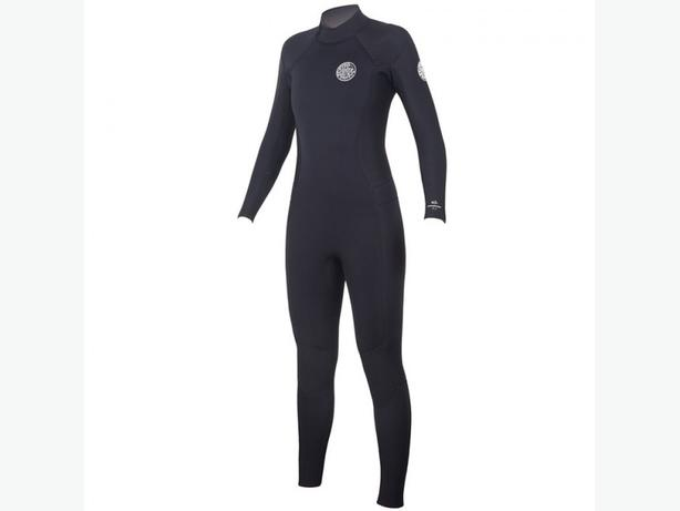 Rip Curl Women's Dawn Patrol Wetsuit 5/3 and hooded vest