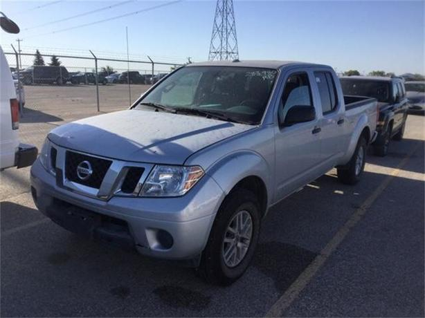 2015 nissan frontier sv 4x4 st james assiniboia winnipeg. Black Bedroom Furniture Sets. Home Design Ideas