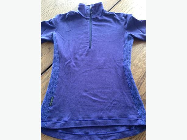 Icebreaker Merino Wool Sport Sweater - Size Small