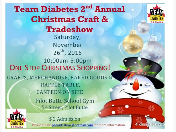 Free 2nd Annual Team Diabetes Christmas Show In Pilot