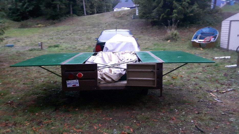 1960 sears tent trailer Malahat (including Shawnigan Lake u0026 Mill Bay) Victoria : sears canada tents - memphite.com