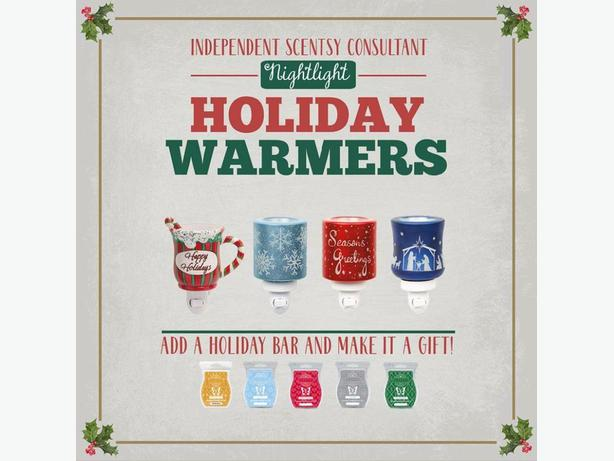 Scentsy Christmas Gifts are the BEST Gifts! Free Gift Wrapping!