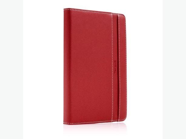 TARGUS Kickstand Case for iPad Mini - Red (THZ18401US)