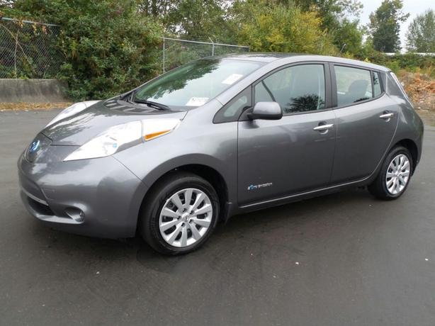 2014 Nissan LEAF S - Free Weekend Test Drive! - Quick Charge Pkg - M8531