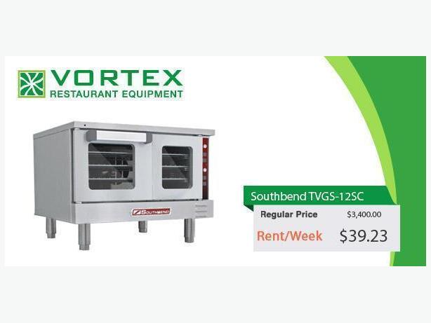 """Southbend TVGS-12SC TruVection Low Profile Gas Convection Oven """"Used"""""""