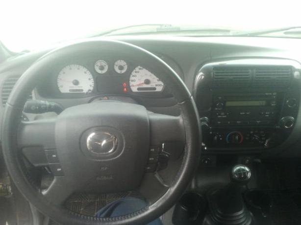 2010 Mazda B-Series Pickups Pickup Truck