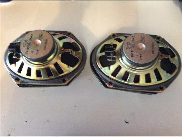 Ford Ranger Factory Audio Speakers (4)