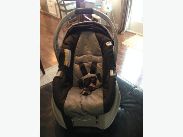 graco snugride car seat manual