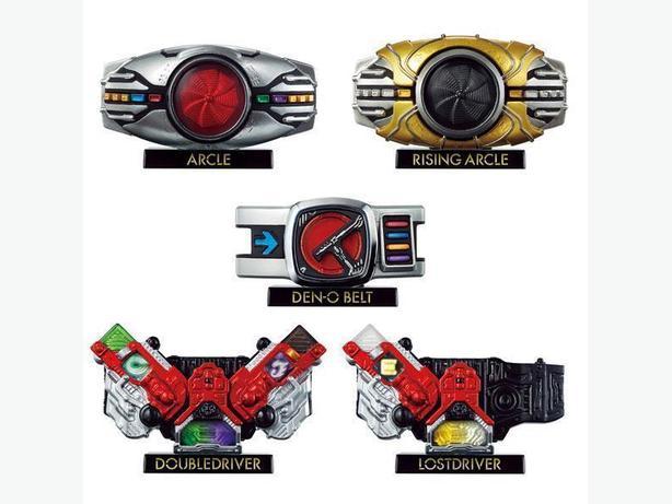 Kamen Rider Hyper Detail Gear
