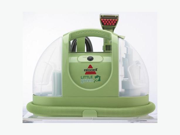Bissell Little Green Upholstry Carpet And Rug Shampooer