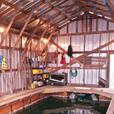 Keep your boat in the Cruising Grounds - 35' boathouse for sale!