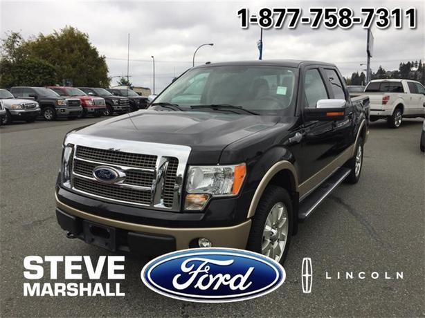 2011 Ford F-150 King Ranch - Loaded Crew Cab