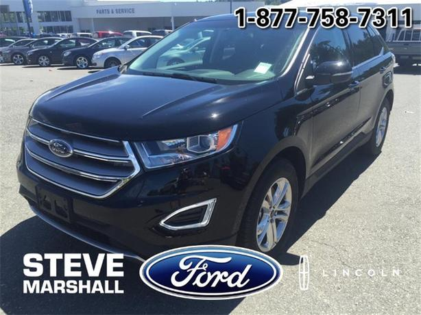 2016 Ford Edge SEL - Only 467 KMS!