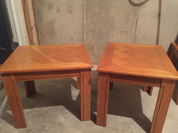 Coffee Table And Matching End Tables Charlottetown Pei